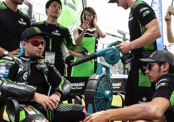 Terungkap! Alasan Kawasaki Sukses Juara Suzuka 8 Hours 2019, Kompak Gak Pandang Bulu