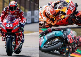 Parah Banget, Terbukti Ducati Motor PalingTerkencang di MotoGP, Kok Gak Pernah Pole Position?