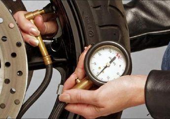 Motor Lagi Jarang Dipakai, Begini Cara Mencegah Ban Motor Kempes Saat Parkir di Rumah