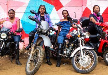 Inked Sisterhood, Geng Motor Asal Kenya, Yang Membernya Wanita Semua