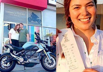 Video Zero SR/F Kalahkan Ducati Panigale 959  Ajang Balap Lurus 402
