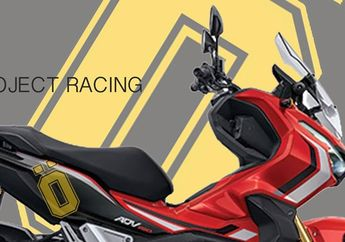Modifikasi Motor Skutik Honda ADV150 dari Thailand Bikin Greget