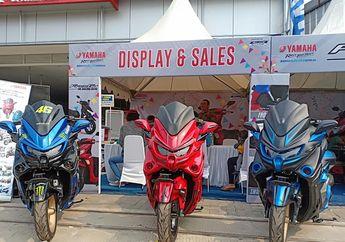 Jual Yamaha NMAX Facelift Dealer Yamaha Mustika Grand Opening Cabang Baru