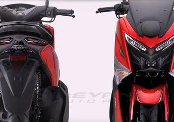 Posting Foto-foto Motor Skutik Yamaha NMAX Terbaru 2020, Bikers Ini Cuma Terdiam Dibully Netizen