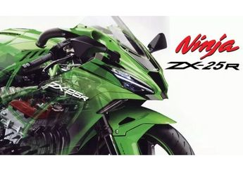 Wuih, Siap-siap Sebentar Lagi Kawasaki Ninja 250 Cc 4 Silinder Akan Mengaspal, Ada Versi Murahnya