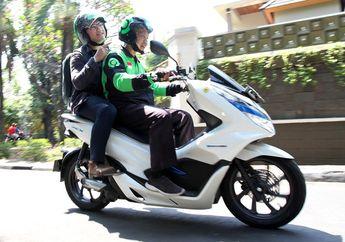 Ternyata Gojek Sudah Pakai Honda PCX Electric, Tidak Beli Tapi Sewa