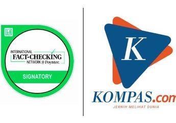 Anniversary ke-24, Kompas.com Menjaga Kredibilitas dan Berantas Hoaks