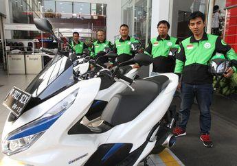 Wow! Honda PCX Electric Dijajal Ojek di Bandung, Padahal Motornya Gak Dijual