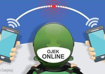 Kecot, Tembak Tarif Tanpa Aplikasi Dilakukan Driver Ojek Online Saat Demo
