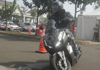 Power Skutik Adventure Honda ADV 150 Makin Galak, Pasang ECU Aftermarket Ini Kuncinya