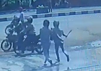 Sidoarjo Mencekam, Rampok Bermotor Rampas Uang Rp 407 Juta, Warga Gak Berani Mendekat