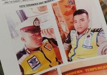 Kapok, Karir Polantas Gadungan Akhirnya Terhenti, Bawa Kabur 17 Unit Motor Hasil Razia