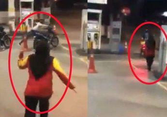 Wanita Pergoki Yamaha 125Z Miliknya Dicuri, Perekam Kejadian Malah Dihujat Netizen