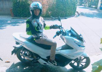 Biaya Opersaional Ojek Online Pakai Honda PCX Electric Ternyata Segini