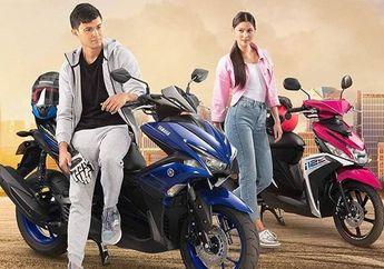 Beda Dari Indonesia, Yamaha Mio di Filipina Ada Versi 155 cc, Fitur NMAX Sih Lewat