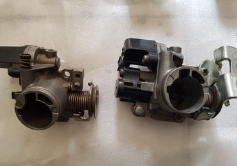 Pasang Throttle Body Vario 150 Di Honda BeAT, Tarikan Makin Ngacir