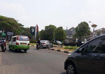 Kronologi Pemotor Wanita Dilecehkan Pak Ogah Bintaro Sektor 9, Polisi Buru Pelaku