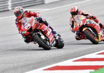 Gak Cuma Top Speed, Pilihan Ban Bikin Marc Marquez Gagal Hancurkan Dominasi Ducati