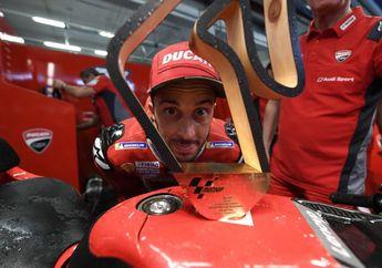 Luar Biasa! Andrea Dovizioso Gak Cuma Juara MotoGP Austria 2019, Ini Rekor Yang Dipecahkan