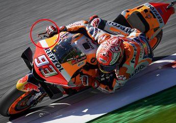 Video Pentingnya Brake Lever Protector Pada Motor MotoGP Saat Balapan