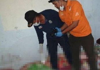 Tragis, Driver Ojol Tewas dengan Wajah Penuh Luka, Istri Korban Jadi Buronan Polisi