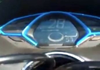 Tanpa Suara Tes Honda PCX Electric, Segini Kecepatan Maksimumnya
