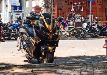 Maksud Hati Mau Menyapa, Pemilik Skutik Yamaha NMAX Predator Malah Dibully, Padahal Biayanya Mahal