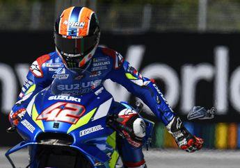 Tampil Hebat di GP Inggris 2019, Posisi Alex Rins Naik di Klasmen MotoGP 2019