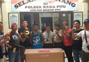 Wajah Memelas, 2 Petani Naik Yamaha V-ixion Ditangkap Polisi, Ada yang Mencurigakan di Bawah Jok