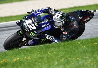 Menggebu-gebu, Maverick Vinales Gak Sabar Hadapi MotoGP Inggris 2019