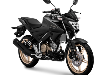 Wow Keren! Yamaha All New V-Ixion dan All New V-Ixion R Ada Kelir Baru, Pelek Warna Emas