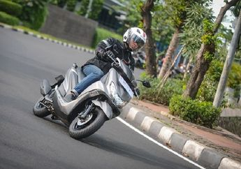 Ini Dia Motor Matic Murah, Isi Bensin Paling Gampang Buatan Indonesia