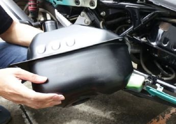 Demam Pasang Tangki Jumbo Skutik Yamaha NMAX, Apakah Aman dan Bisa Langsung Pasang? Simak Videonya