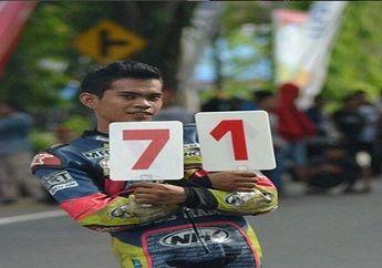 Dunia Balap Motor Berduka, Seorang Pembalap Meninggal Dunia Akibat Kecelakaan di Kejurda Road Race Sidrap