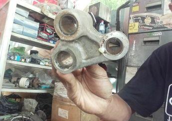 Ganti Bushing Link Unitrack Kawasaki KLX 150 Pakai Bearing, Agar Awet