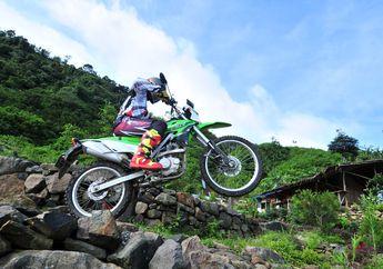 Solusi Atasi Gear Shifter Kawasaki KLX 150 yang Rawan Patah, Pakai Punya Kakaknya  Bisa Lebih Awet