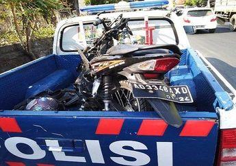 Tragis, Kecelakaan Maut Adu Banteng Honda Revo Fit Lawan Truk, Dua Orang Tutup Usia