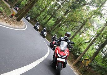Ramai Honda ADV150, AHM Siapkan Skutik Adventure Honda ADV Bermesin 250-300 cc