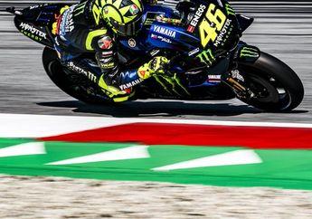 Klaim Trek Favorit, Valentino Rossi Incar Podium MotoGP Inggris 2019