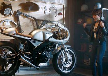 Klasik Blasteran Modern, Ini Dia Modifikasi Cafe Racer Yamaha XSR155