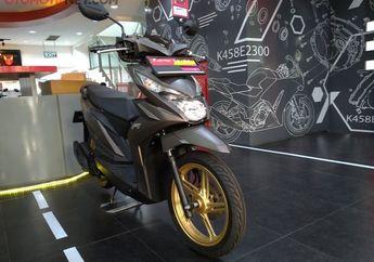 Asyik,  Motor Baru Honda Bisa Langsung Ganti Warna , STNK BPKB dan Faktur Menyesuaikan