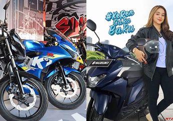 Suzuki Siap Ramaikan OTOBURSA Tumplek Blek 2019, Berikan Promo Menggiurkan Motor Baru