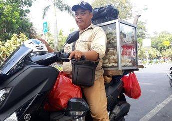 Yamaha Xeon Miliknya Gak Kuat, Pria Ini Pakai Yamaha NMAX Buat Jadi Warteg Keliling, Setengah Hari Sudah Laku