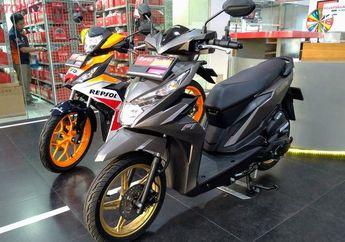 Motor Baru Honda Bisa Langsung Ganti Warna Sesuai Dengan Keiinginan, BPKB Dan STNK Menyesuaikan