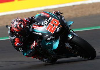 Hasil FP3 MotoGP Inggris 2019, Gokil! Rekor Lap Silverstone Pecah lagi, Quartararo Pertama Diikuti Rossi