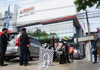 Wow, Akhir Pekan ini Kiram Park Akan Menjadi Lautan Maxi Yamaha Series