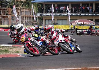 Pantengin, Nih Jadwal Balap Motor Nasional Minggu Ketiga Bulan September 2019