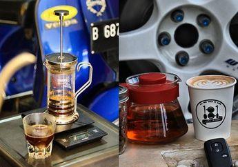 Asyik, 181 Coffee Resto Hadir di OTOBURSA Tumplek Blek 2019, Awas Kehabisan