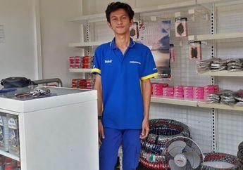 Pemotor Dibuat Kaget, Video SPBU Misterius di Purwakarta, Harga Bensin dan Fasilitasnya Beda Banget