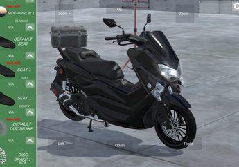 Ada Aplikasi Untuk Memodifikasi Digital Yamaha NMAX, Bisa Cari Inspirasi Sebelum Modif Nih!